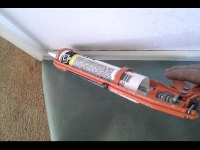 Paint (Caulking) Tips.Tricks.Secrets