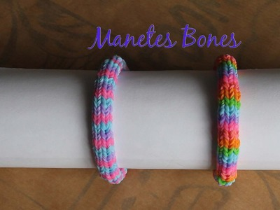 Pulsera hexagonal Rainbow Loom | Tutorial DIY