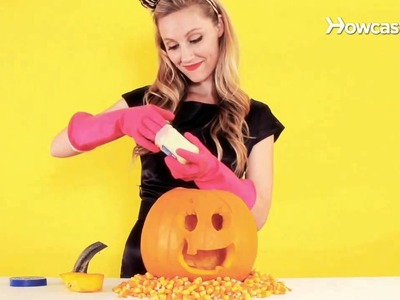 Quick Tips: How to Keep a Carved Pumpkin Fresh