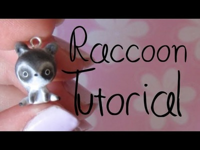 Raccoon Tutorial: Polymer Clay How-To.