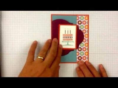 Stampin'Up! Birthday Card Ideas