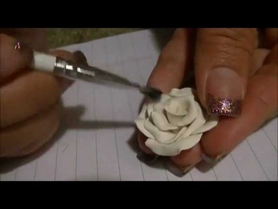 ♥WERE PAINTING THE ROSES RED RING TUTORIAL♥