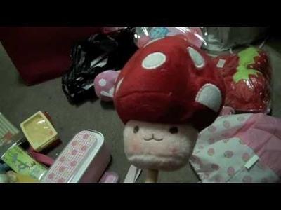 Whisper 8: kawaii stuff - japanese cute accesories (part 1)