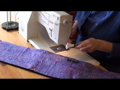 3. Quilting Fabric to ByAnnie's Soft and Stable