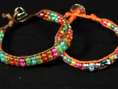 ALEX Toys Boho Bands Bracelet Making Kit #1735