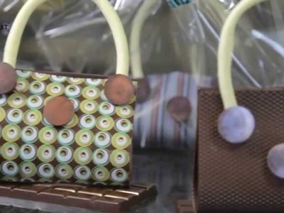 Chocolate ideas, chocolate decorations & chocolate gateaux ,from Callebaut's
