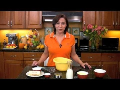 Corn Bread - How to make