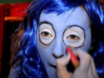 Corpse Bride Halloween Costume Tutorial - Tim Burton Hallowmeme