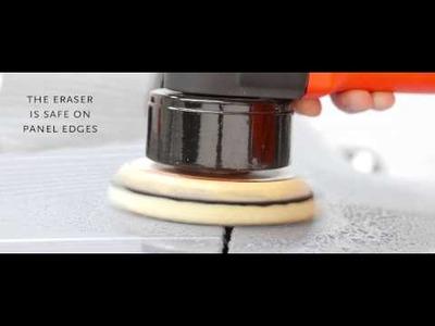 Detail TV Tutorial (Ep2) : How to decontaminate using 'The Eraser'