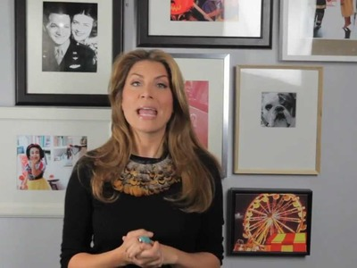 Home Décor Ideas Using Photo Walls | Snapfish.com | Genevieve Gorder
