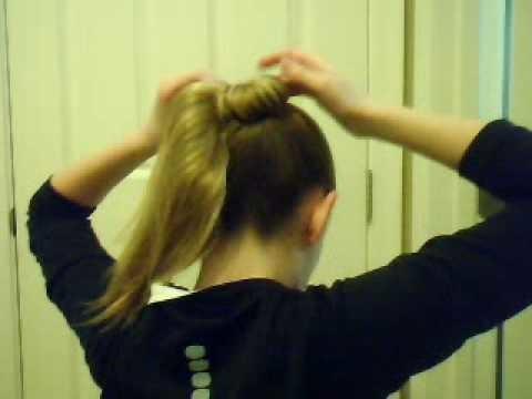 How to do a classical ballet bun