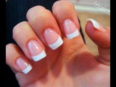 How to have long nails TUTORIAL