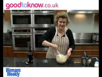 How to make Irish cream truffles