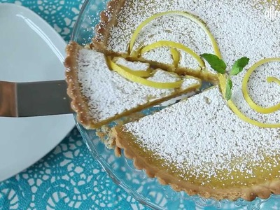 How to make lemon tart - Allrecipes.co.uk