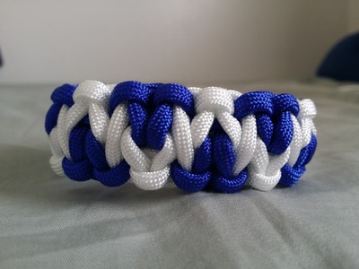 How to make: Solomon's Mountain Paracord Bracelet by GianOneil