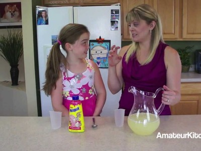 How to Make Strawberry Lemonade Popsicles