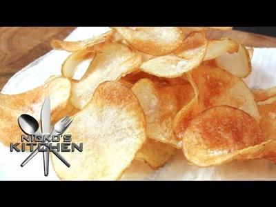 How to make Thin N Crispy Potato Chips