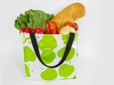 How To Sew a Market Bag or Reusable Grocery Bag
