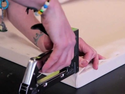 How To: Stretch a Canvas