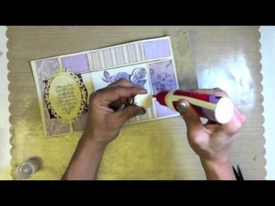 How to: Tri-fold, shutter, side step card tutorial