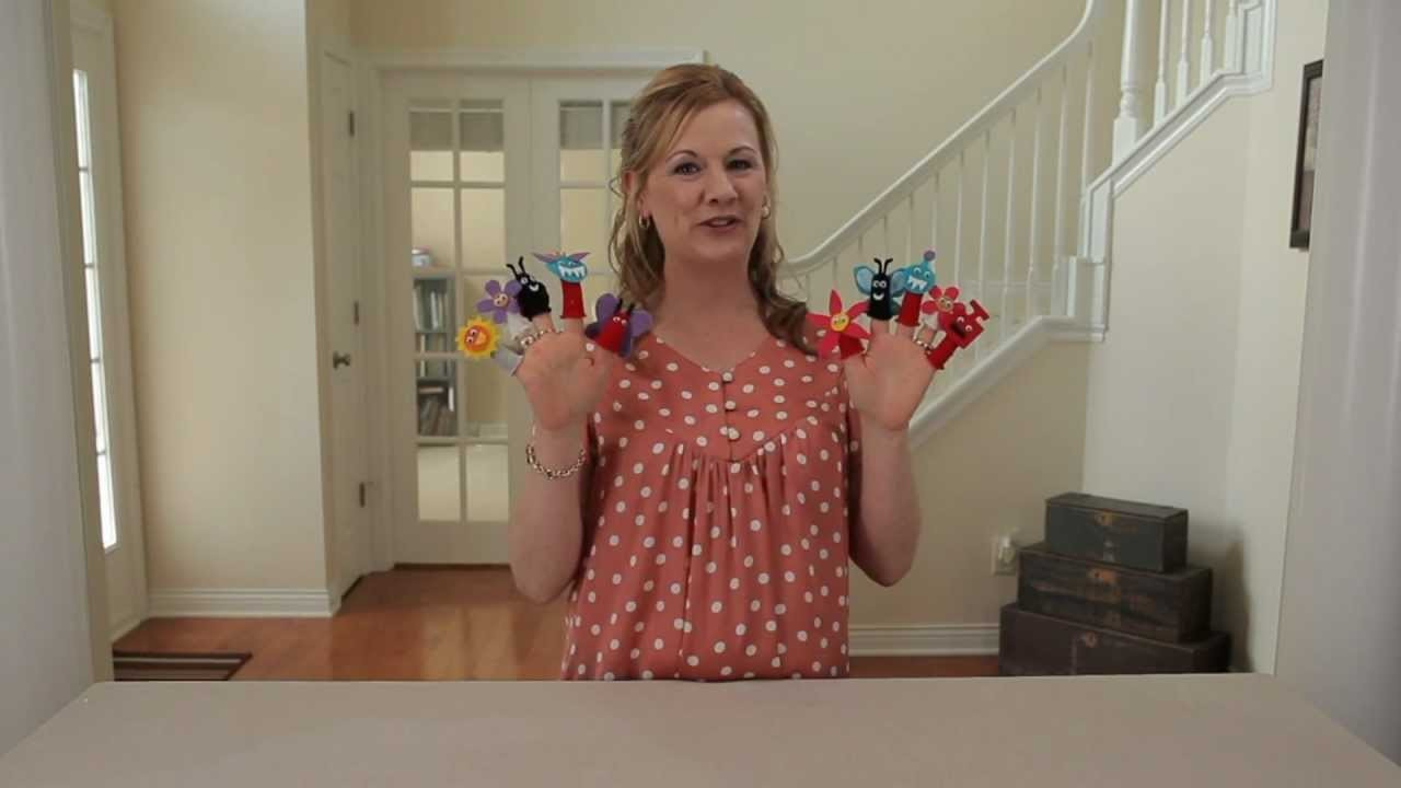 Learn with Jo-Ann: Make Fun Finger Puppets from Old Gloves