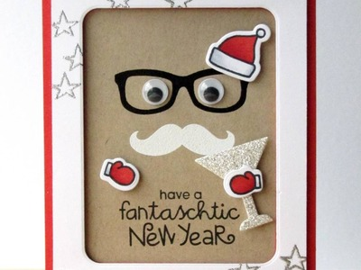 {Paper Smooches} Fantaschtic New Year with Incognito