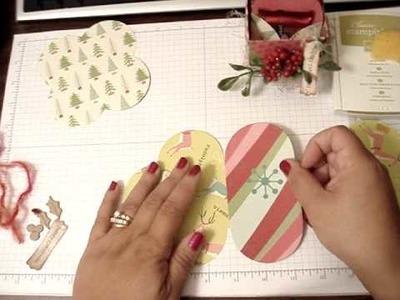 Petal Card Treat Box