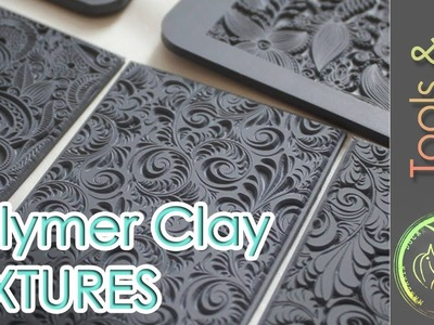 POLYMER CLAY TEXTURES