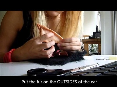 Satyr.Faun Fantasy Costume Tutorial - Part 1: Satyr.Faun ears