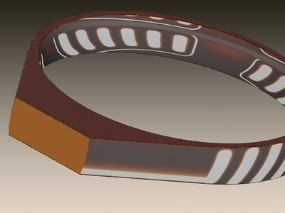 SolidWorks P Tutorial #81: Ring2 modelling (jewellery designs)