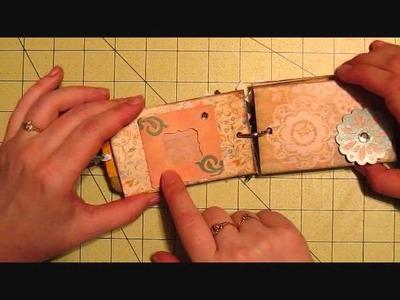Toilet Paper Roll Mini - Close to my Heart Art Philosophy Cricut Cartridge
