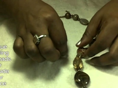 Vg Designable - How to Make a Simple Necklace