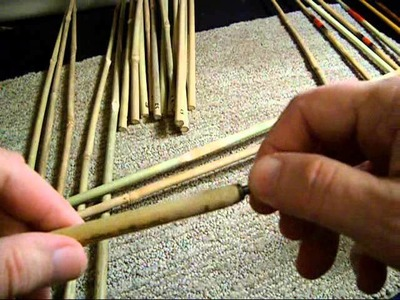 Bamboo Arrows 2 years later New Tips and Methods