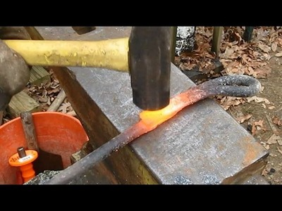 Blacksmithing - How to Forge Weld