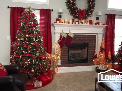 Christmas Decorating Tips - Lowe's Creative Ideas