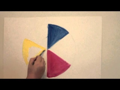 How To Make A Color Wheel