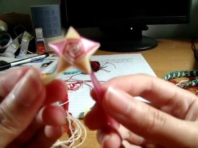 How to Make a Straw Star