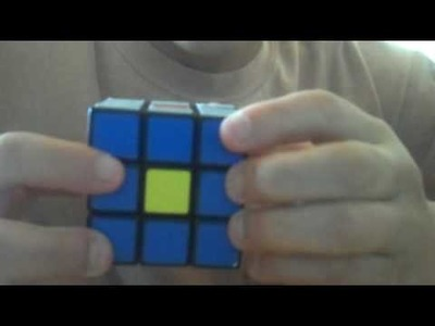 How To Make Circles On A Rubiks Cube