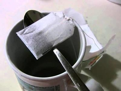 How to make Orange Peel Tea