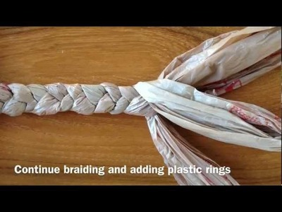 How to Make Your Own Plastic Jump Rope (Out of Plastic Bags)