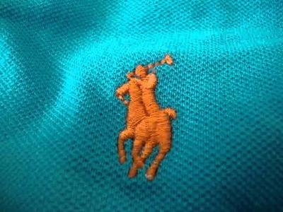 How to spot a fake Ralph Lauren Polo shirt.