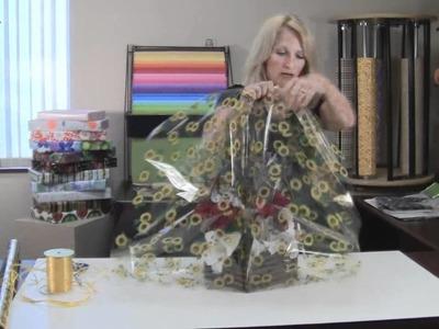 How to Wrap a Floral Arrangement