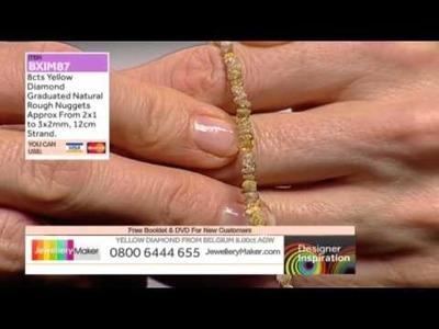 JewelleryMaker DI 30.01.14 - How to Make Macrame Jewellery