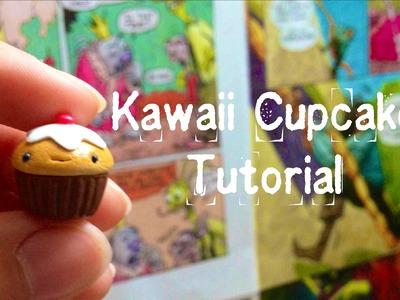 Kawaii Cupcake Tutorial