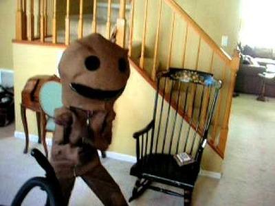 Little Big Planet - Sackboy Halloween Costume