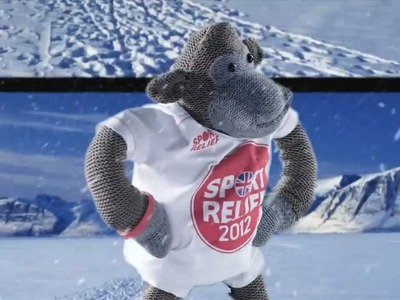 Monkey's Sport Relief Epic Challenge