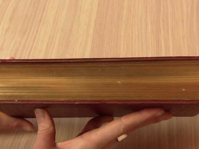 AbeBooks: Gilt Edges on a Book