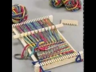 ALEX Toys Giant Weaving Loom Kit Review!