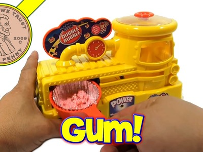 America's Original Dubble Bubble - Bubble Gum Factory Maker Set, 2002