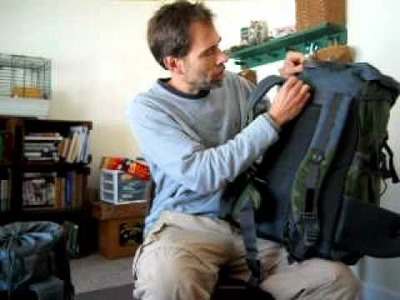 DIY Ultralight Walmart Backpack Modification Review - Outdoor Products Arrowhead 8.0